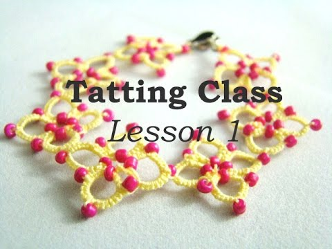 How to Tat Lesson 1