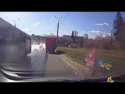 Car accidents compilation may 2013
