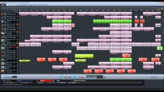 Magix Music Maker 2014 Premium - Spring Love, a beautiful flute solo