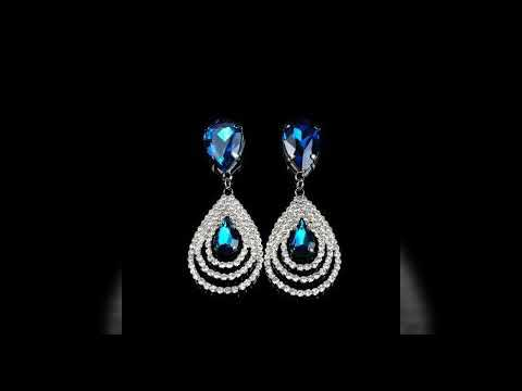 2018 new design earrings