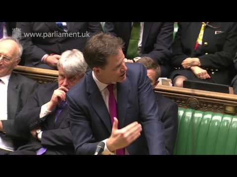 Prime Minister's Questions: 15 May 2013