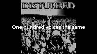 Disturbed - Son of Plunder Lyrics