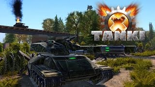 Tanki X - Gameplay Trailer