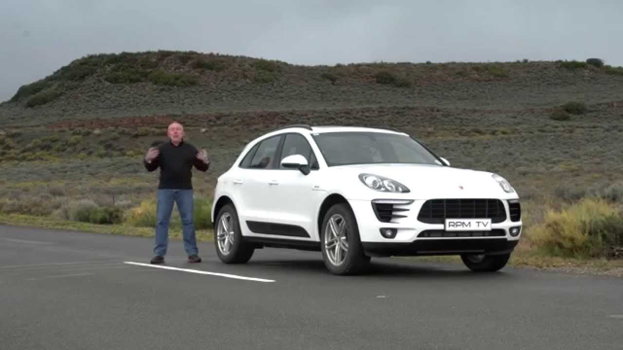 Rpm Tv Episode 285 Porsche Macan Diesel S Youtube