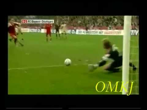 Oliver Kahn The Best Goalkeeper Of The World