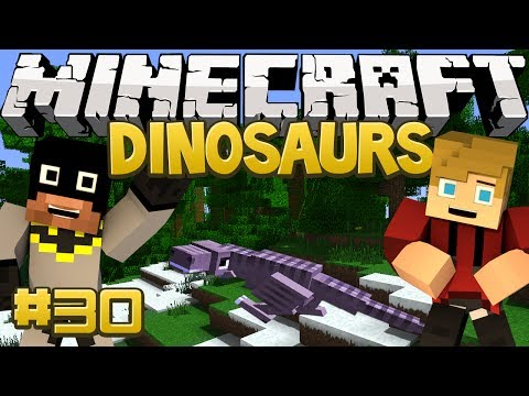 Minecraft Dinosaurs Mod Fossils and Archaeology Series Episode 30 The Chicken Farm