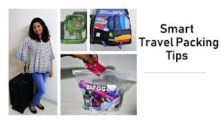 Smart Travel Packing Tips - How To Pack A Suitcase