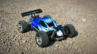 Under $60 RC Buggy - WLtoys A959 1/18 Scale - TheRcSaylors