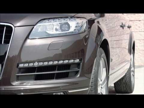 Первый тизер нового Audi Q7 2010