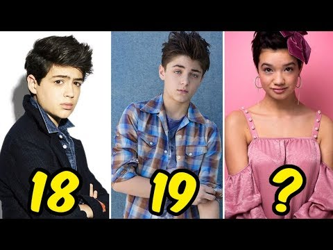 Andi Mack From Oldest to Youngest 2018