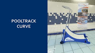 EWAC Medical - The Pooltrack Curve self propelled underwater treadmill