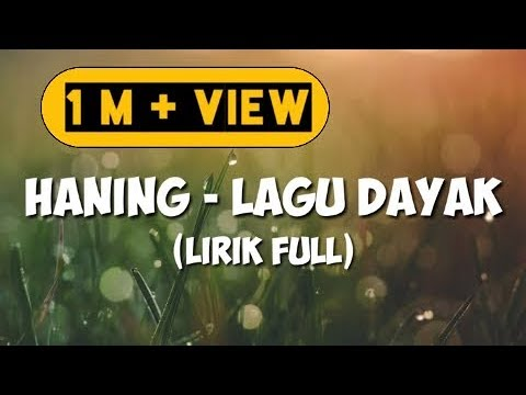 Download  Full Lagu Haning - Dayak Remix Viral Full Bass 2019 Viral | Nofin Asia Mp4 baru