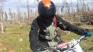 SkiMum MOTO Beginning Trail Riding