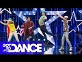 Ashley Banjo, Kimberly Wyatt & Adam Garcia TWERK! | Got To Dance 2014