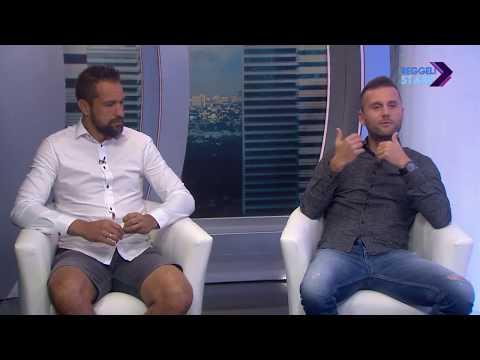 DIGI Sport, Reggeli Start - Balajcza Szabolcs, Dusan Vasziljevics