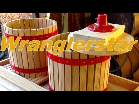 Apple Press Restoration pt 3