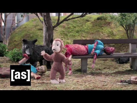 Curiosity Killed Us All | Robot Chicken | Adult Swim