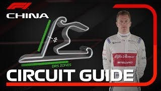 Kimi Raikkonen's Guide To China | 2019 Chinese Grand Prix