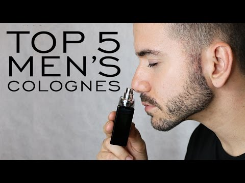TOP 5 BEST COLOGNES FALL / WINTER | Gift ideas for men 2017 | ALEX COSTA