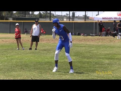 Edison Battle at the Beach: USC targets in action