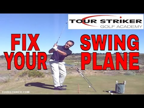 Golf Pro Drill - Finding the