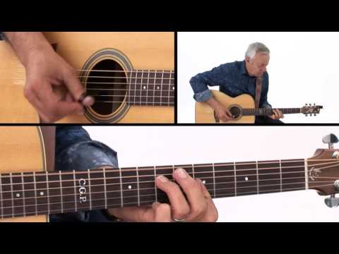 Tommy Emmanuel Guitar Lesson - House Of The Rising Sun Performance