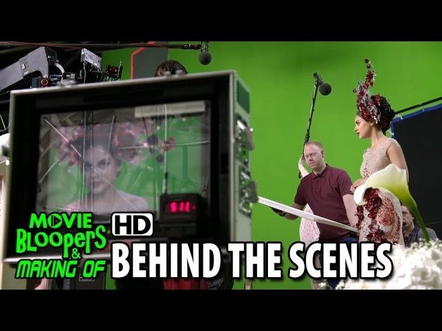 Jupiter Ascending (2015) Making of & Behind the Scenes (Part2/2)