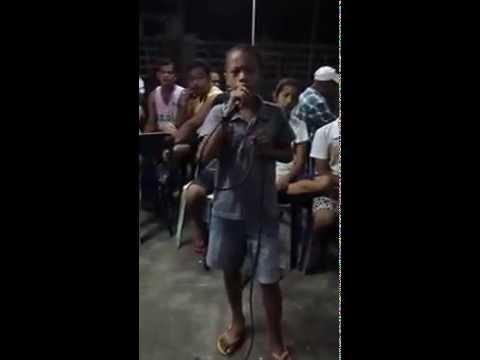 Lavarias Voice Kid from Panaga Laoac, Pangasinan