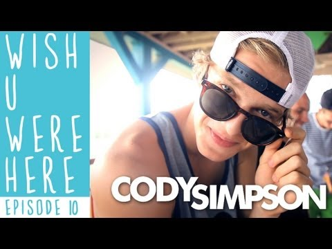 To Be Continued... Cody Simpson: Wish U Were Here Summer Series Episode #10