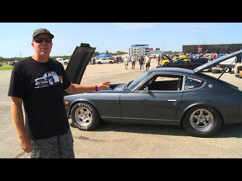 Turbo LS-Powered Datsun 240Z  - Roadkill Extra