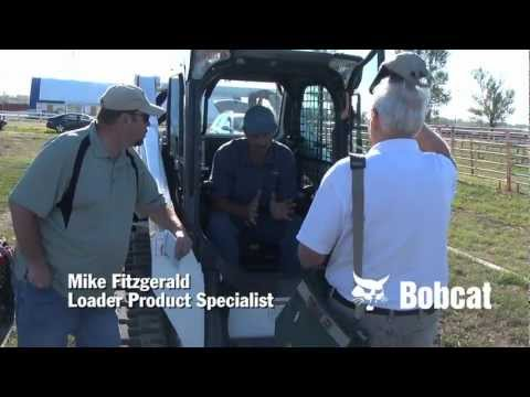 Bobcat T590 Compact Track Loader Field Test