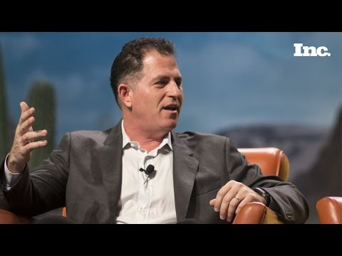Michael Dell: Spot Your Place in the Market | Inc. Magazine