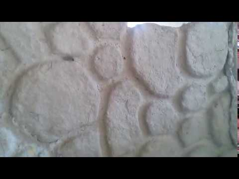 Декоративная плитка из яичных ячеек своими руками 16