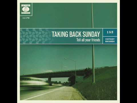 Taking Back Sunday- Great Romances Of The 20th Century (demo).wmv