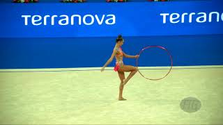 AVERINA Arina (RUS) - 2017 Rhythmic Worlds, Pesaro (ITA) - Qualifications Hoop