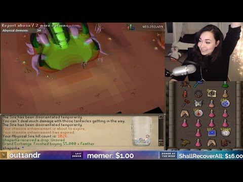 BEST RUNESCAPE TWITCH LIVESTREAM MOMENTS COMPILATION #50