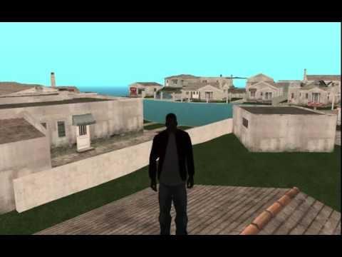 GTA 5 Groove Street To GTA SA (test)