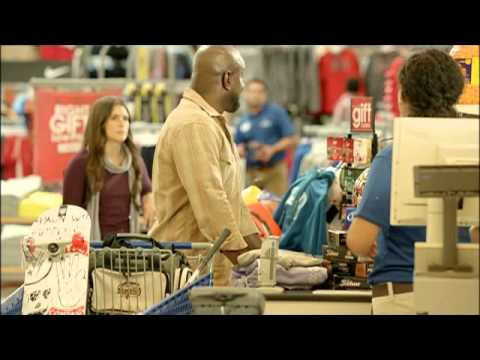 Danica Patrick and Emmitt Smith Commercial Outtakes