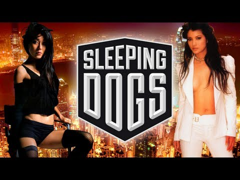 Sleeping Dogs | How To Hack The Police Security Surveillance Spy Camera!! [hints, Tips & Tricks] video