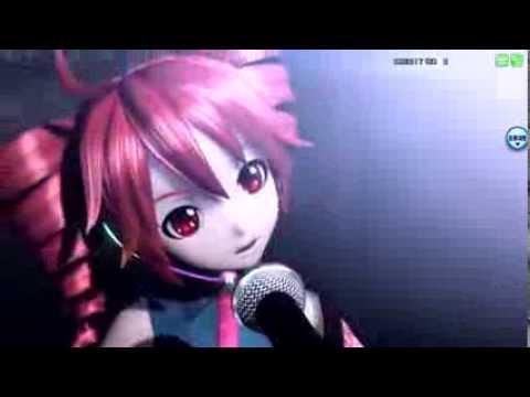 Kasane Teto , Akita Neru , Yowane Haku [future Tone ~ Unhappy Refrain] Project Diva Arcade! video