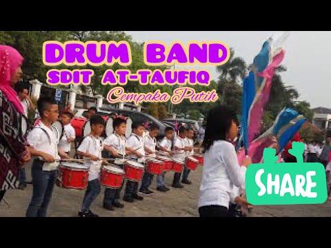 Drumband SD At-Taufiq, cempaka putih #asyata