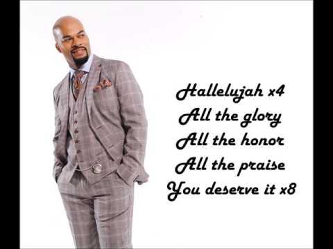 You Deserve It JJ Hairston Lyric Video