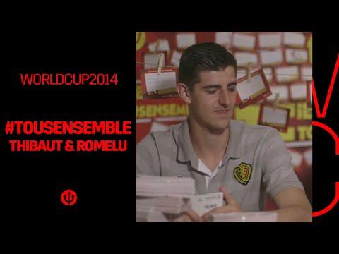 #iedereenmee #tousensemble : Romelu & Thibaut (Episode 1)