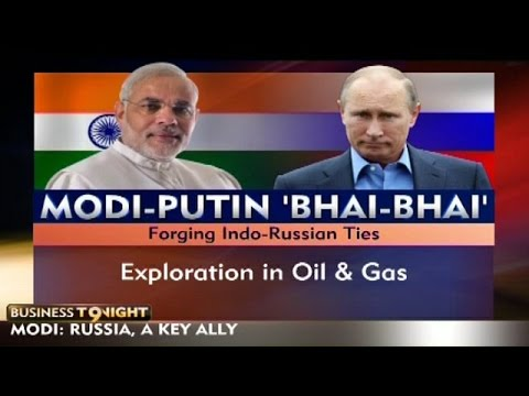 Vladimir Putin Meets Prime Minister Modi In India
