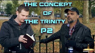 Video: Show me Trinity in the Bible. Why show me Monotheism - Hashim vs Builder Bob 2/2