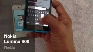 Nokia Lumia 900 Vs iPhone 4S