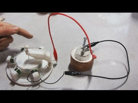 How to Build Crystal Power Cells - Long Duration Power