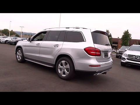2017 Mercedes-Benz GLS Pleasanton, Walnut Creek, Fremont, San Jose, Livermore, CA 17-0282