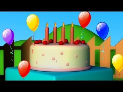 Happy Birthday Song | Happy Birthday