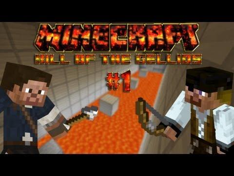Minecraft:Прохождение карты Kill of the GelliOS №1